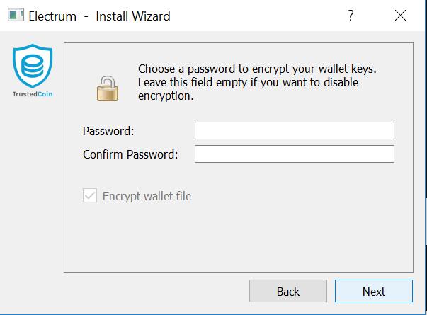 Electrum Bitcoin Wallet: una guida per usare il cold storage